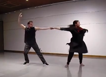 Dance Residency: Idiomas (Indo-French Dance Project)