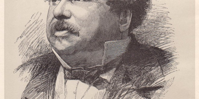 Library : Reading Out Loud – Alexandre Dumas