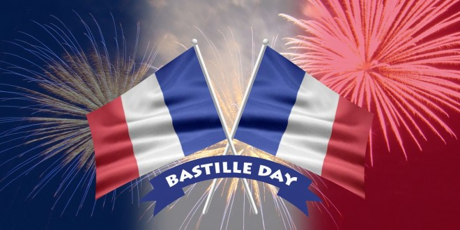 Baroda Bastille Day on 12th July !