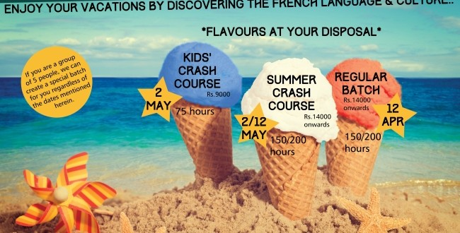 Relish a Scoop of French Summer