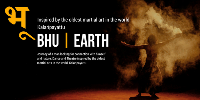 Inspired by the oldest martial art in the worldKalaripayattu (1)
