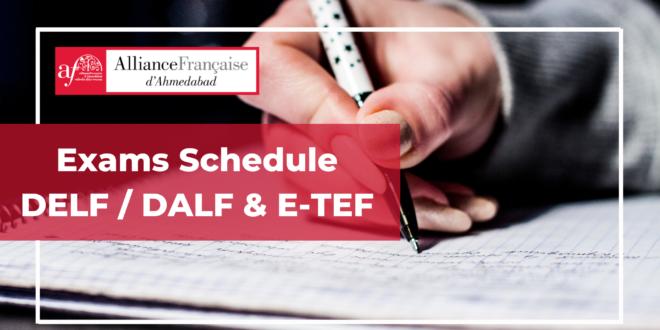 DELF / DALF & E-TEF Canada