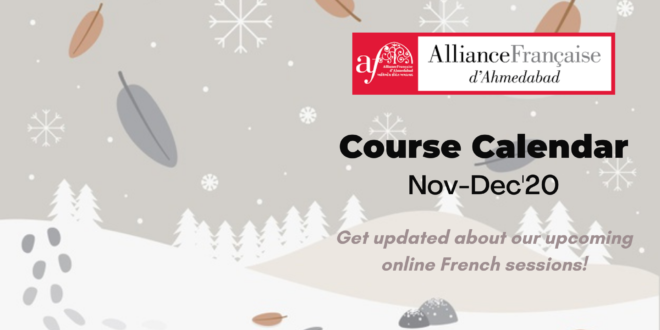 This winter learn French with us!