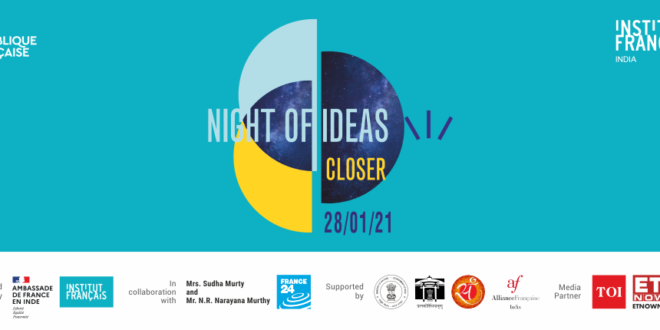 """Night of Ideas 2021   24 Hours Live to Feel """"Closer"""""""