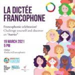 La Dictée Francophone 2021