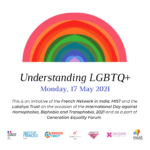 Understanding LGBTQ+ | International Day against Homophobia, Biphobia and Transphobia