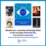 IF Cinéma à la carte   Celebrate Bastille Day   10 July - 11 Aug