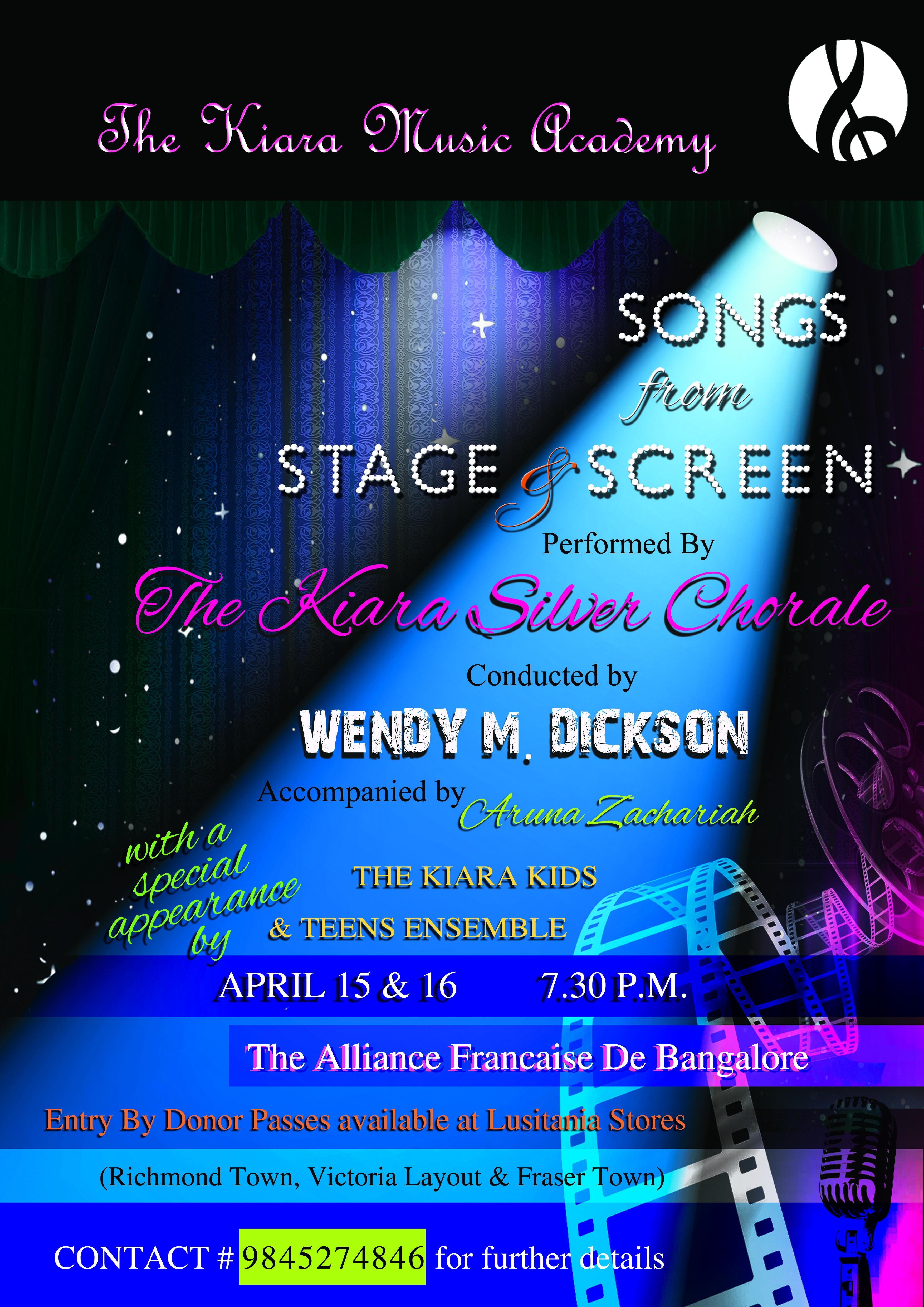 wendy show April