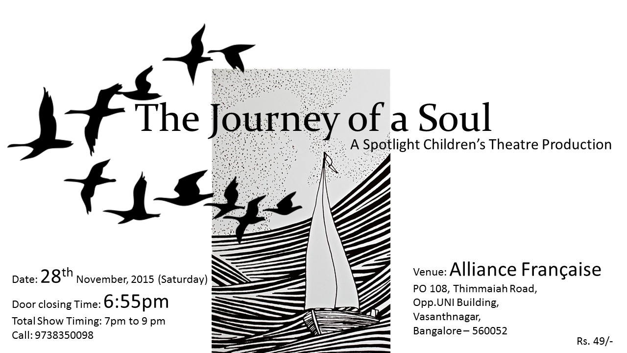 28 nov journey of a soul