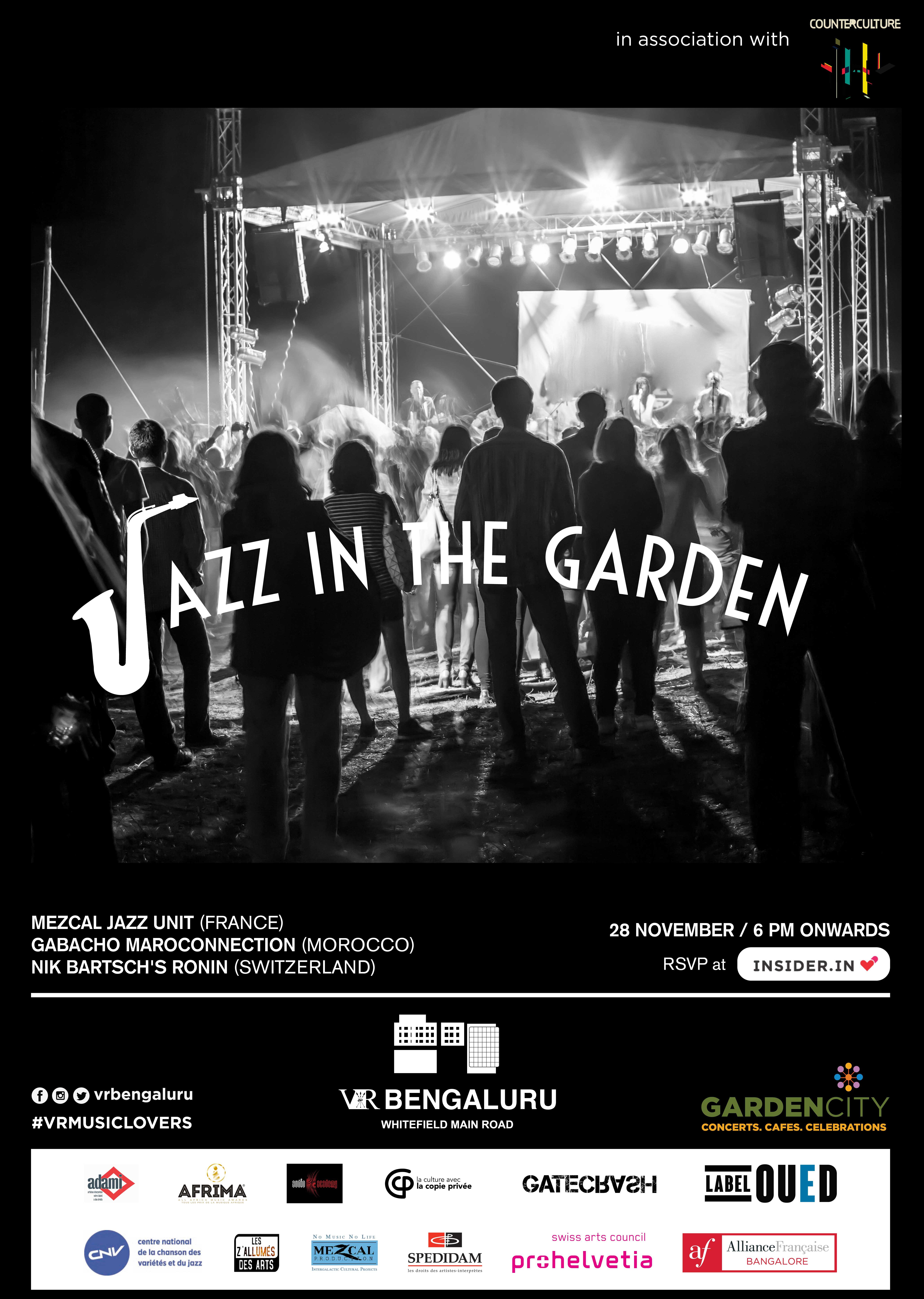 JazzInTheGardenPoster