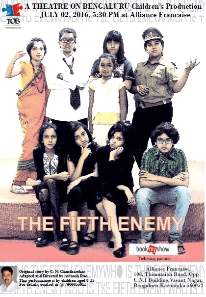 2 july Poster Fifth Enemy Children