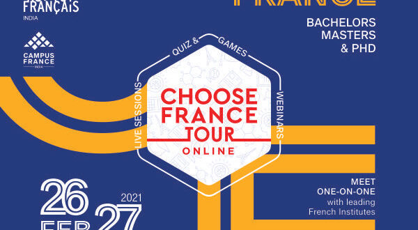 Virtual Campus France Tour!
