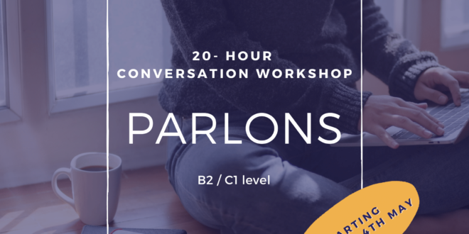Conversation workshop for B2 and C1