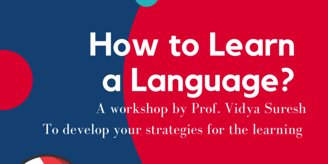 How to learn a language? – Workshop