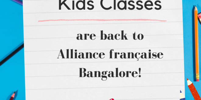 French class for kids!