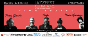 France in Jazzfest 2019