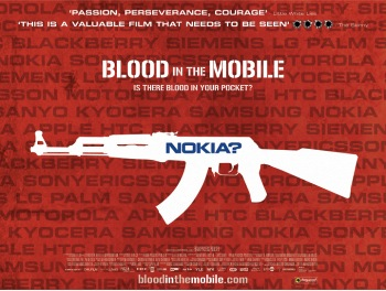 Cinéma - Blood in the mobile