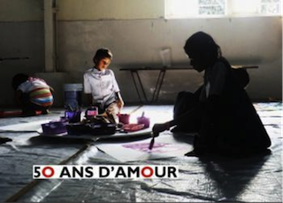 Special Event- Le Mois du Documentaire 50 Years of Love