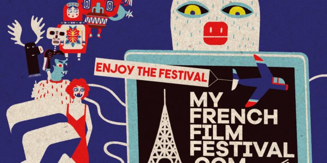 FILMS | My French Film Festival (Jan 15 to Feb 15)