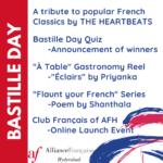 Bastille Day Online Events