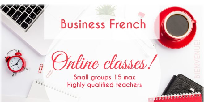 Business French for Corporate | Online class