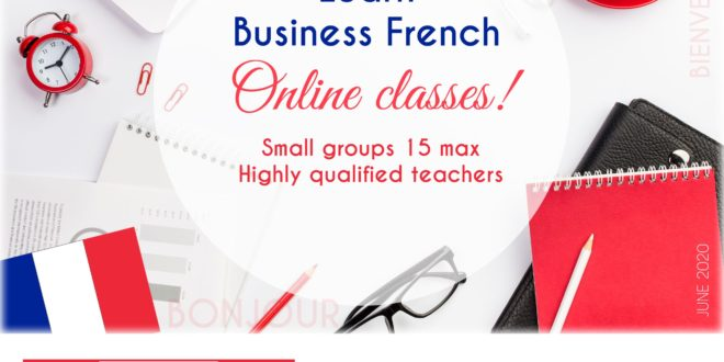 Business French for individuals | Online class