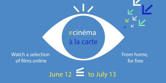 French Film Festival online by Institut Français
