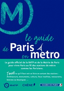 Le guide de Paris en métro