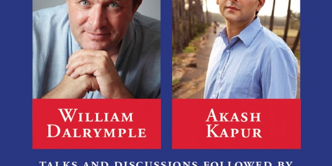 An evening with William Dalrymple & Akash Kapur
