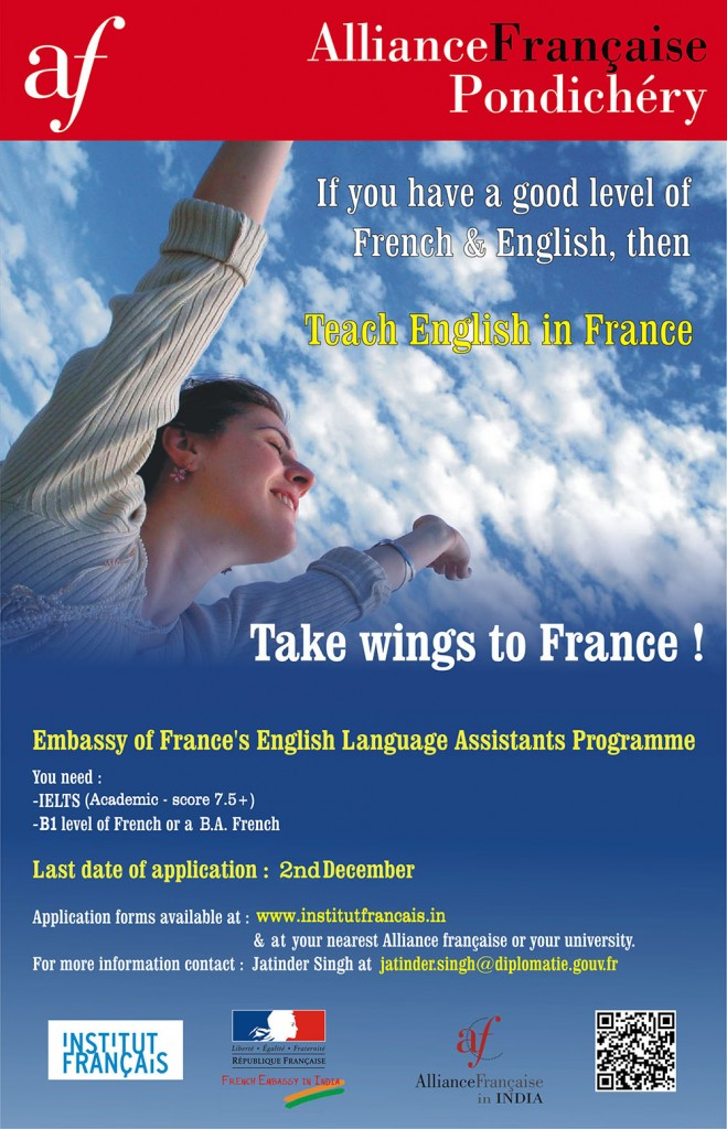 Take wings to France