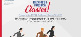 DFP B2 : French Business Certificate Course